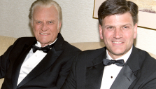 Franklin Graham Reflects on His Late Father, Dr. Billy Graham