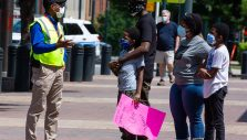Chaplains Offer Support During Protests in Charlotte
