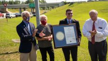 Tennessee Roadway Named After Billy Graham