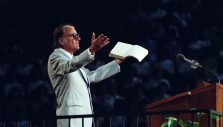 Billy Graham: Christ Died for You