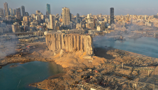 Brokenness in Beirut: Looking to the 'God of Hope'