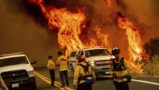 Billy Graham Chaplains Serving Amid Napa Valley Fires