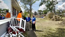 Chaplains Minister in Iowa Amid 'Catastrophic' Devastation