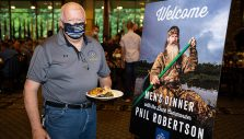 Men's Dinner with Phil Robertson Hosted by the Billy Graham Library