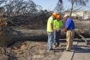 Chaplains Serve Devastated Oregon Communities