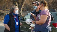 Chaplains Serve Devastated Oregon Communities