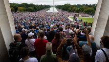 Tens of Thousands Cry Out to God at Prayer March 2020