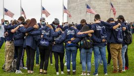 Liberty University Brings 44 Buses to Pray in Washington
