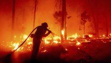 Former Firefighter Captain on Having Faith During California Wildfires