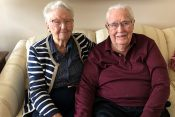 94-Year-Old Couple Invites Assisted Living Facility to Pray for America