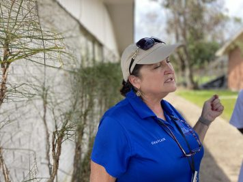 911 Operator's Faith Inspires Billy Graham Chaplains After Hurricane Laura