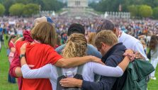 Why Praying Over Politics Makes a Difference