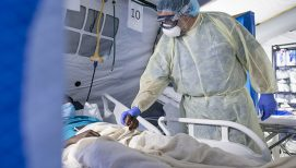 A 'Groundbreaking' COVID-19 Deployment to Bahamian Emergency Field Hospital
