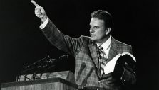 Billy Graham: A God of Our Own Choosing
