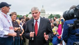 Franklin Graham: 'Our Basic Liberties Are at Risk'