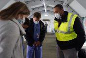 A 'Groundbreaking' COVID-19 Deployment to Bahamian Emergency Field Hospital
