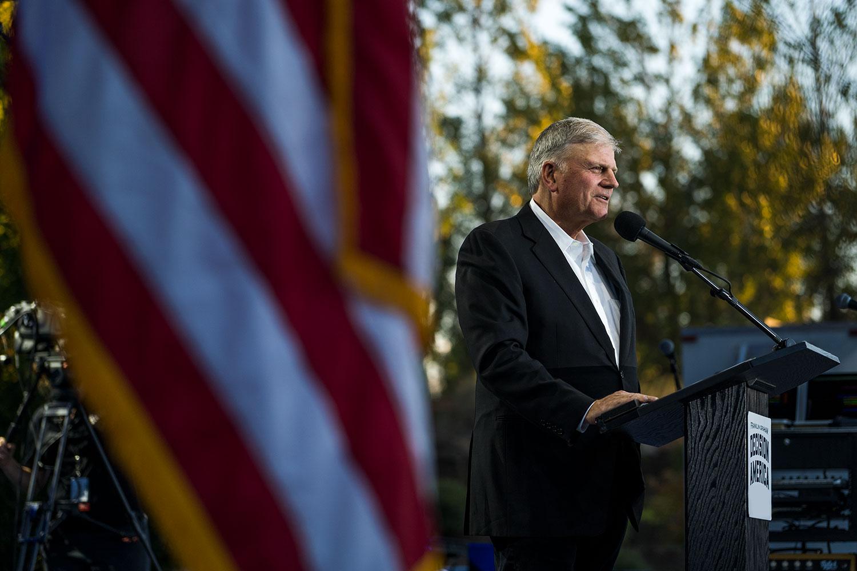 Franklin Graham Speaking