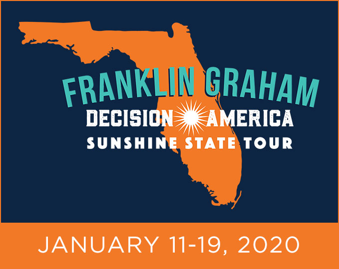 Decision America Sunshine State Tour
