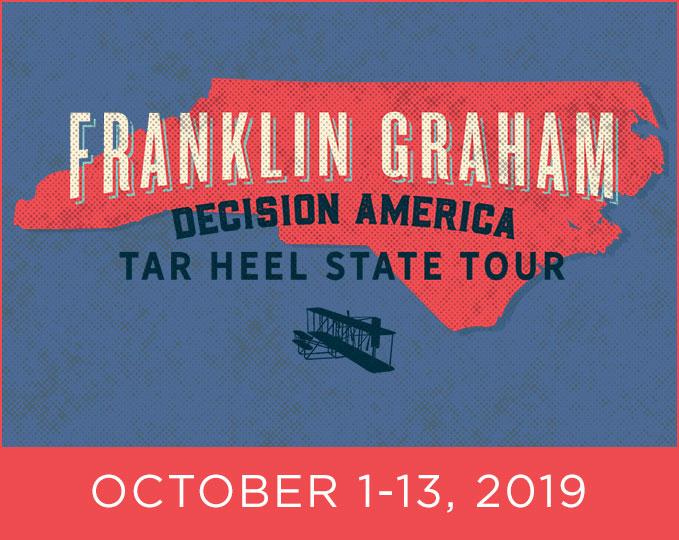 Decision America Tar Heel State Tour
