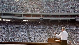 Billy Graham: One Lesson Christians Can Learn From Olympians
