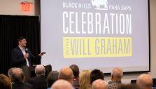 Will Graham Announces 2021 South Dakota Celebration