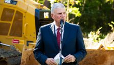Breaking Ground on Billy Graham Archive and Research Center