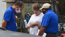 Rapid Response Team Ministering to Hurricane-Ravaged Communities