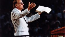 Released Today: Updated Billy Graham Book Speaks to Present Hardships