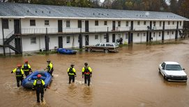 Chaplains Help NC Locals Process Grief Following Flash Flood