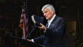 Franklin Graham: 2020 Challenges Lead to New Gospel Opportunities