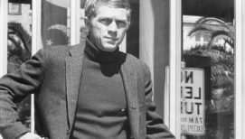 Movie Star Steve McQueen's Unlikely Journey to Fame and Faith