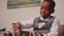 This Young Chess Champion Knows the King of Kings