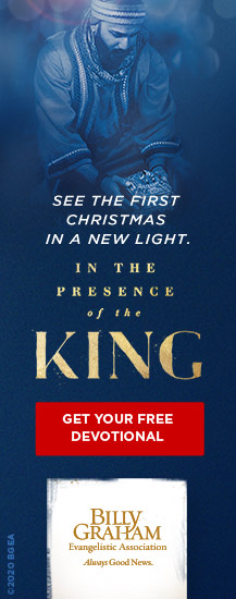 Get Your Free Will Graham Advent Devotional