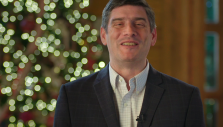 Watch a Replay of Will Graham's Christmas Message