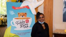 During Sold-Out Teddy Bear Tea, Kids Hear About Christ