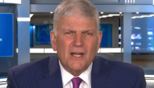 Franklin Graham on TBN: How Christians Can Build Up, Strengthen America