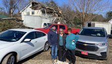 Alabama Neighbors Thank God for Surviving Horrific Tornado