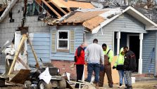 'The Lord's Good to Us': Alabamians Cling to Faith in Wake of Tornado
