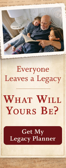 Get Your Free Legacy Planner