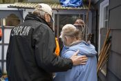 Chaplains Ministering in Oregon Amid Ice Storm Cleanup Efforts