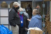 Chaplains Comforting Oregon Residents After Destructive Ice Storm