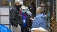 Chaplains Comforting Oregon Residents After Destructive Ice Storm