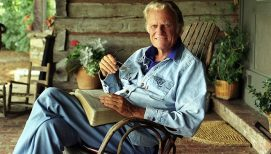 How God Moved Through Billy Graham's Life—and Death