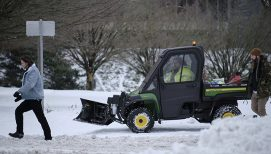 Rapid Response Team Deploys After Catastrophic Oregon Ice Storm