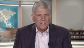 Franklin Graham: 'We Cannot Compromise on God's Word, His Standards'