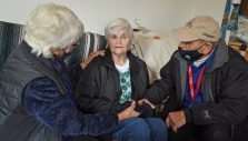 Elderly Woman Says 'God Left Me Here for a Reason' After Tornado