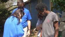 Caring for Alabama, Georgia Locals in Aftermath of Tornado Outbreak