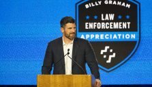 Edward Graham Encourages Law Enforcement to Take a Step of Faith