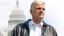 Franklin Graham: Do Not Surrender, and Do Not Pivot!
