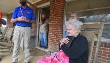 Rapid Response Team Offers Hope Amid Alabama Tornado Damage